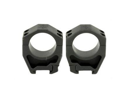"Seekins Precision 1.45"" 34mm High Scope Ring, Black - 0010630012"