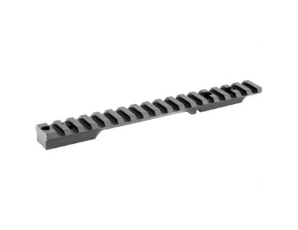 Seekins Precision 20 MOA Long Action Scope Base Fits Remington 700, Black - 0010710007
