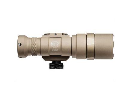 SureFire M300 Mini Scout 500 Lumen LED Weapon Light With Picatinny Mount And Z68 Tailcap, Tan - M300C-Z68-TN