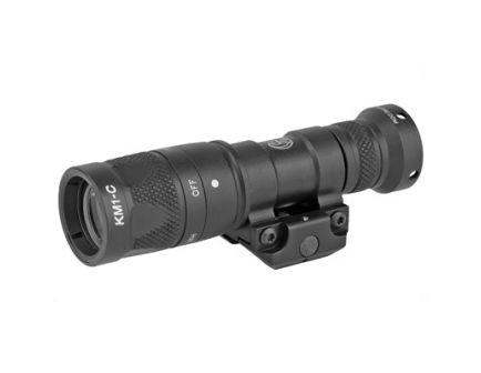 SureFire M300 Scout White/Infrared Weapon Light, Black - M300V-B-Z68-BK