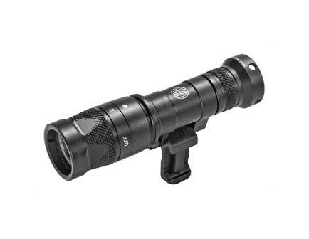 SureFire 340V Scout Pro LED 250 Lumen White/IR Flashlight With Picatinny Mount And Z68 Tailcap, Black - M340V-BK-PRO