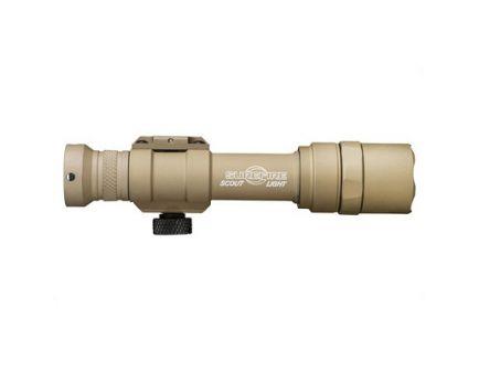 SureFire M600U Scout 1000 Lumen LED Weapon Light With Z68 Tailcap, Tan - M600U-Z68-TN