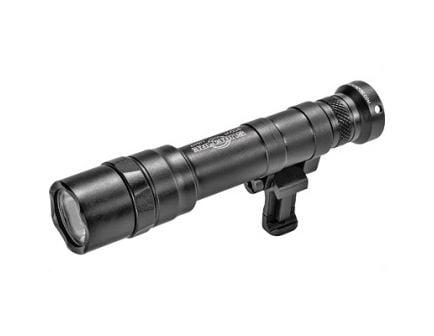SureFire M640 Scout Pro LED 1500 Lumen Flashlight With Picatinny/M-LOK Mount And Z68 Tailcap, Black - M640DF-BK-PRO