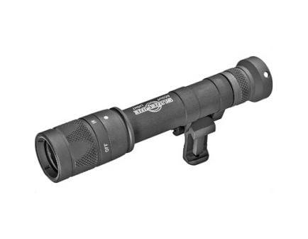 SureFire M640V Scout Pro LED 350 Lumen White/IR Flashlight With Picatinny/M-LOK Mount And Z68 Tailcap, Black - M640V-BK-PRO