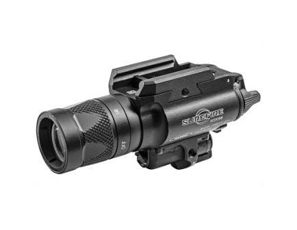 SureFire X400 Vampire 350 Lumen White/Infrared Weapon Light With Mount, Black - X400V-B-IRC