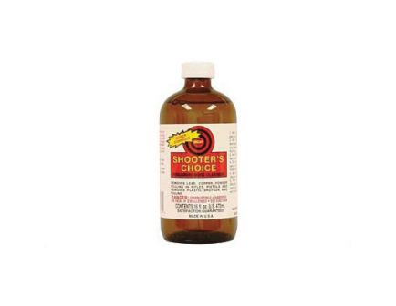 Shooter's Choice 16oz MC #7 Bore Cleaner, Conditioner Solvent, and Liquid, 4 Pack - SHF-MC716
