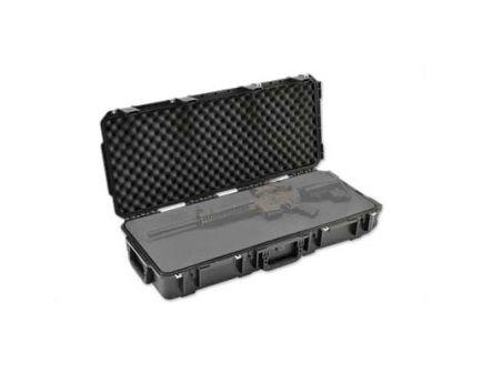 """SKB Sports 3I Series 36""""x14.5""""x5.5"""" Hard Single Rifle Case, Black - 3I-3614-6B-L"""