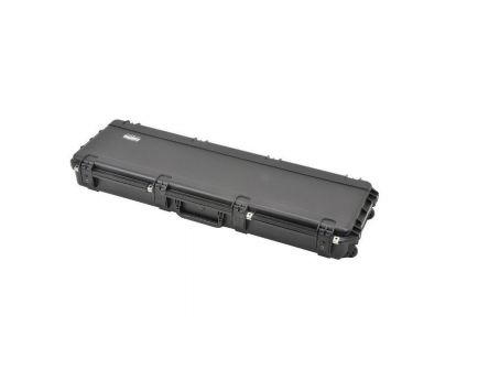 SKB Cases 3i Series Water-Resistant Double Rifle Case, Black - 3I-5014-DR