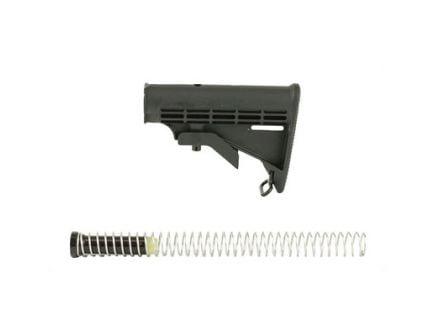 Spike's Tactical Complete M4 AR Rifle Stock Kit, Black - SAK0701-K