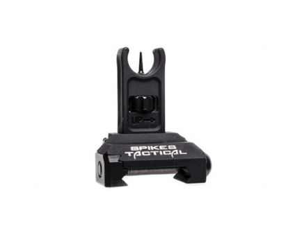 Spike's Tactical Front Folding Micro Sight, Generation 2, Black - SAS81F1