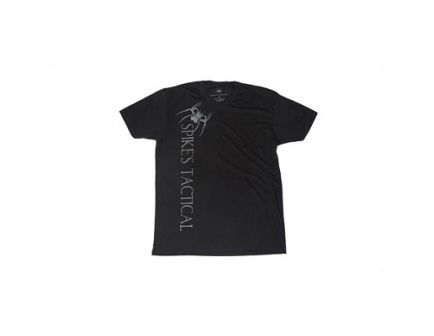 Spike's Tactical Vertical Spike's Tactical w/ Spider Tee Shirt XL, Black, - SGT1069-XL