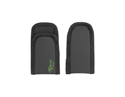Sticky Holsters Mag Sleeve 2 Pack, Black