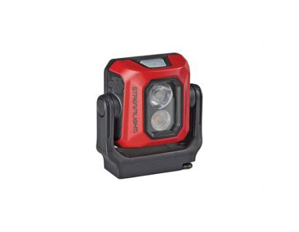 Streamlight Syclone Compact USB Rechargeable Hands Free Multi Function Work Light, Red - 61510