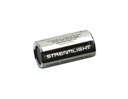 Streamlight CR123 3V Lithium Battery, 6 Pack - 85180