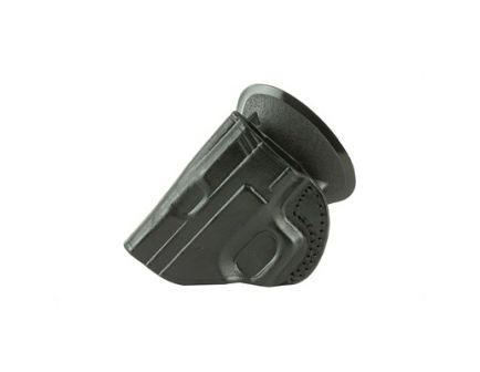 """Tagua PD2R Paddle Holster Fits 4"""" Springfield 9/40, RH Black Leather - PD2R-630"""
