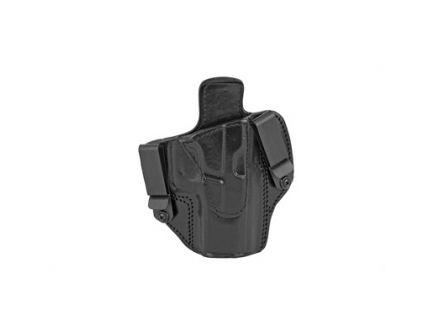 Tagua TX 1836 DCH IWB Holster, Fits Glock 17/22 RH, Black - TX-DCH-300