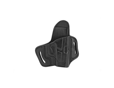 Tagua TX 1836 BH2 Fort Extra Protection Quick Draw Belt Holster Fits Glock 43 RH, Black - TX-EP-BH2-355