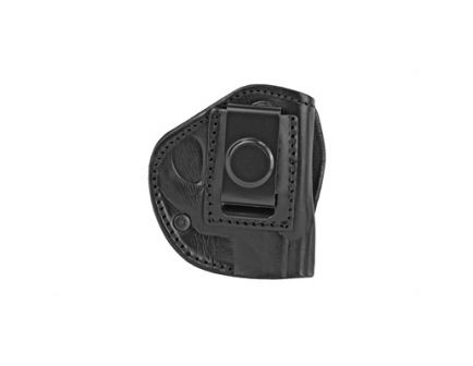 Tagua TX 1836 IPH4 IWB 4-in-1 Holster Fits Ruger LCR, RH Black - TX-IPH4-020