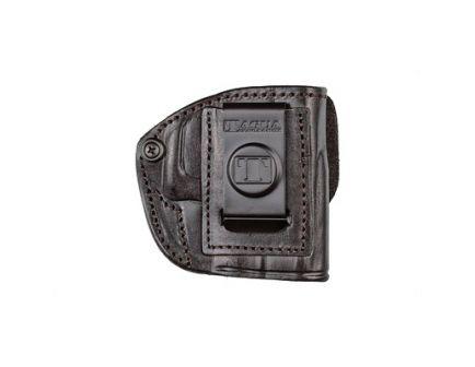 Tagua TX 1836 IPH4 IWB 4-in-1 Holster Fits S&W M&P Shield, RH Black - TX-IPH4-1010