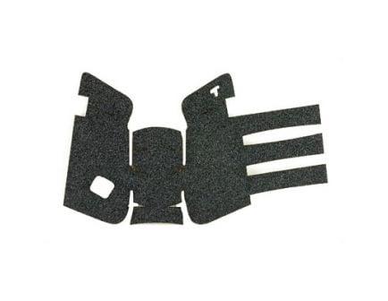 TALON Granulate Adhesive Grip Fits Glock Gen4 19/23/25/32/38 w/ Medium Backstrap, Black - 111G