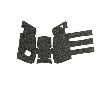 TALON Granulate Adhesive Grip Fits Glock Gen4 19/23/25/32/38 w/ Large Backstrap, Black - 112G