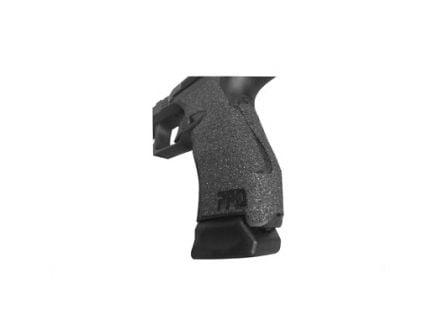 TALON Granulate Adhesive Grip Fits Walther PPQ M1/M2 9MM & .40, Black - 602G