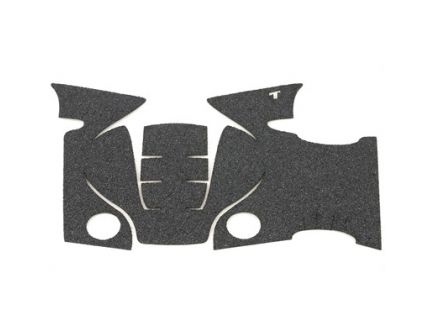 TALON Granulate Adhesive Grip Fits S&W M&P 22/9MM/357/40 Full Size, Black - 703G