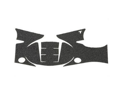 TALON Rubber Adhesive Grip Fits S&W M&P 9MM/357/40 Compact, Black - 704R