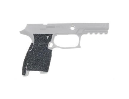 TALON Evolution Rubber Adhesive Grip Fits Sig P250/P320 Compact 9mm/.357/.40/.45, Black - EV07-PRO