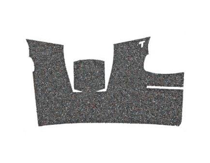 TALON Evolution Rubber Adhesive Grip Fits Sig P365 & P365XL, Black - EV12-PRO