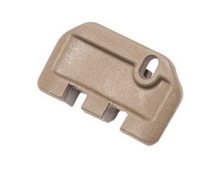 Tango Down Vickers Tactical Slide Racker for Gen 5 Glock 17/19/19X/26/34/44/45 Pistols, Tan - GSR-04 BRN