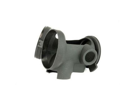 TangoDown Trijicon MRO Cover, Solid Caps, Black - iO-002BLK