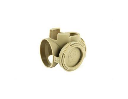 TangoDown Trijicon MRO Cover, Solid Caps, FDE - iO-002FDE