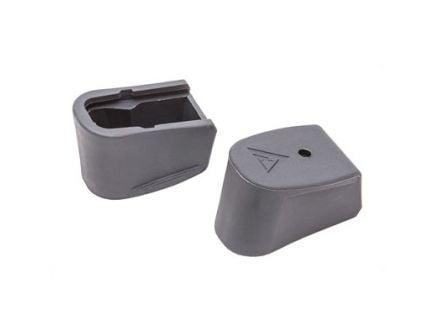 TangoDown Vickers Base Pad for 9mm Glock 43 Magazine, Gray - VTMFP-00643GRAY