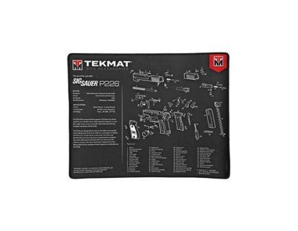 "TekMat Sig P226 Ultra Premium 15""x20"" Gun Cleaning Mat With Small Microfiber TekTowel, Black - R20-SIGP226"