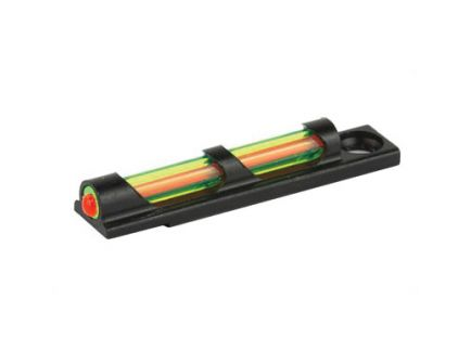 Truglo Tru-Bead Universal Vent Rib Low Profile Shotgun Sight, Red/Green - TG949D