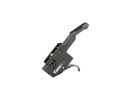 Timney Triggers 1.5-4 lb Adjustable Drop In Trigger For Ruger American Rimfire, Black - 640R