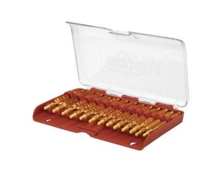 Tipton 13-Pieces Bore Brush Set for .17, .45 ACP Rifles - 402-173