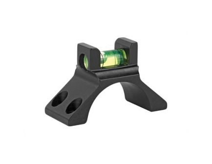 Talley Anti Cant Indicator, Level Fits 1in Talley Light Weight Rings, Black - 1ACI