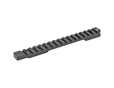 Talley  Picatinny Base w/ Includes Anti-Cant Indicator Fits Remington 700/721/722/725/40X, Black - PLM700ACI