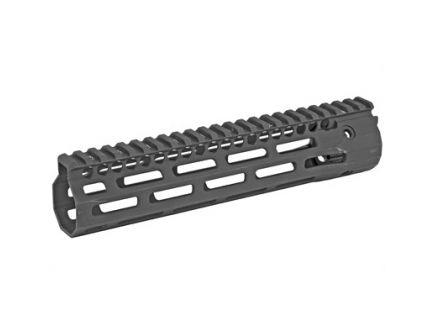"""TROY BattleRail 9.25"""" M-LOK Fits AR/5.56, Black Aluminum - SRAI-SR1-90BT-00"""
