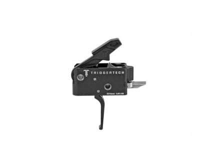 TriggerTech AR-15 Two Stage Flat Trigger, 3.5LB Pull Weight - AR0-TBB-33-NNF