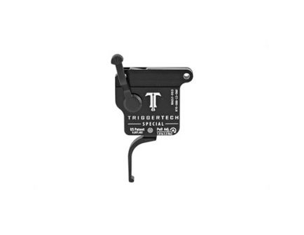 TriggerTech Special Flat Clean Trigger 1.0-3.5LB Pull Weight, Fits Remington 700 - R70-SBB-13-TNF