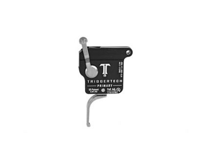 TriggerTech Primary Flat Trigger 1.5-4LB Pull Weight Fits Remington 700 -  R70-SBS-14-TNF