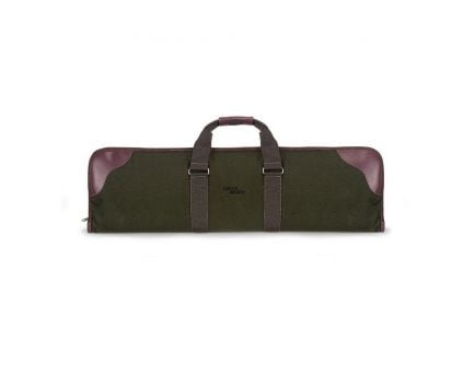 Uncle Mike's Over/Under Shotgun Case, Green - 52082
