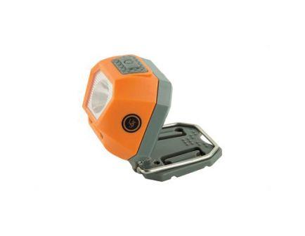 Ultimate Survival Technologies Headlamp Flashlight w/ Adjustable Elastic Cord & Clip, Orange - 20-HDL0001-08