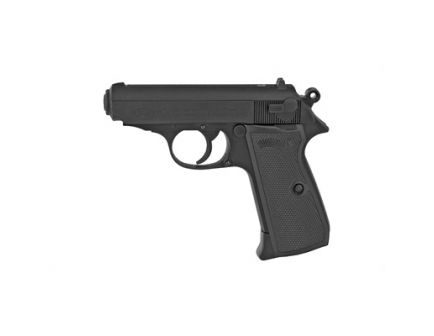 Umarex Walther PPK/S CO2 Powered 280 fps .177 BB Pistol, Black - 2252409