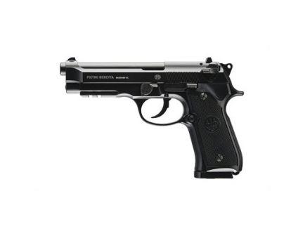 """Umarex Beretta M92 A1 4.5"""" CO2 Powered 350 fps .177 BB Pistol, Black - 2253017"""