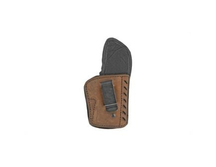 Versacarry Comfort Flex Essential RH IWB Holster For Most 1911 Models, Distressed Brown Leather - CFE2112-1