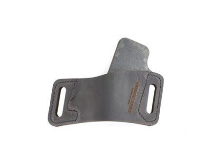 Versacarry Protector Series RH OWB Multi Fit Leather Holster, Black - OWBBK1